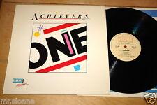 KPM LIBRARY MUSIC LP 1348 ~ ACHIEVERS ~ JOHN DEVEREAUX & DAVID REILLY