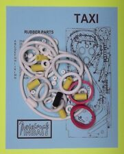 1988 Williams Taxi pinball rubber ring kit