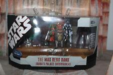 The Max Rebo Band Jabba Palace Entertainers Star Wars 30th Anniversary 2007