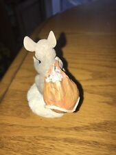 Charming Tails Silvestri Mouse Figurine