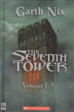 The Seventh Tower The Fall; Castle; Aenir Bks. 1-3 by Garth Nix, Hardcover