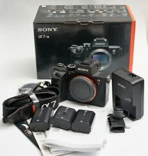 Sony Alpha 7R III 42.4 MP Very Good Condition Under 30k actuations 3 batteries