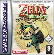 Nintendo Gameboy Advance Jeu-The Legend of Zelda: The Minish Cap (Module)