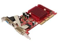 NVIDIA GeForce2 FX5200 - 128MB AGP Video Graphics Card [5644]