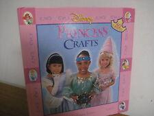 Disney Princess Crafts/ hardback/ activities/ Torres/ 2001/ 40 crafts
