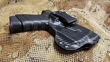 Gunner's Custom Holster Glock 19 23 25 32 Streamlight TLR-6  IWB  FOMI clip TLR6