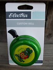 Electra Ed Big Daddy Roth Rat Fink Metal Bike Tricycle Bicycle Bell Green NOS