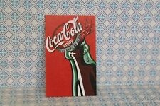 DOLLS HOUSE ( Retro  Metal Sign =   Coca Cola