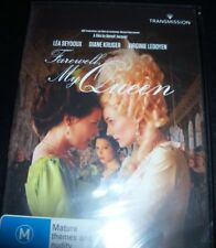 Farewell My Queen (Lea Seydoux Dianne Kruger) (Australia Region 4) DVD – New