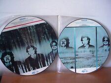 """TANGERINE DREAM """"Poland"""" UK PICTURE DISC Double LP 1984 JIVE HIP X22"""