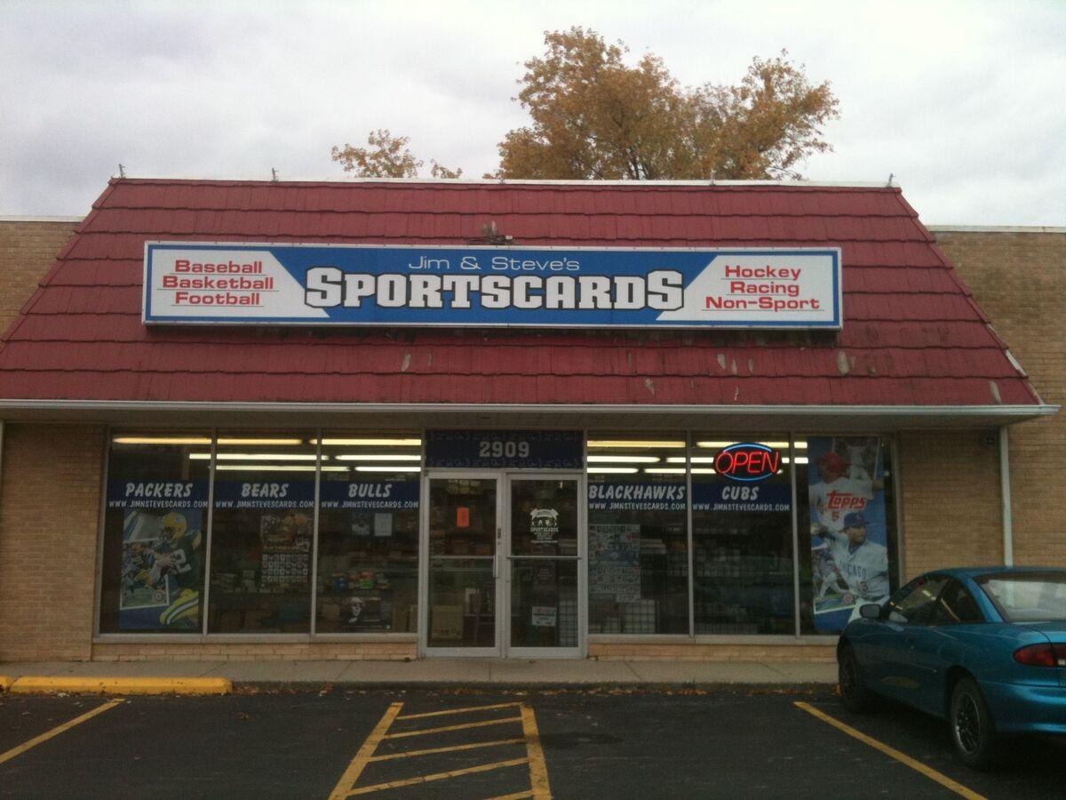 Jim & Steves's Sportscards