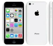 Apple iPhone 5c 8GB SIM Teléfono Inteligente Libre-Blanco