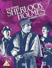 Sherlock Holmes - The Definitive Collection (DVD) Basil Rathbone, Nigel Bruce