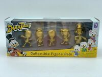 DISNEY DUCKTALES Collectible Figure Pack Display Scrooge Webby SHIPPED IN A BOX!