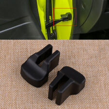 2xDoor Stopper Buckle Protector Door Limiting Cover Fit For Suzuki Jimny 2019-20
