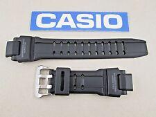 Genuine Casio G-Shock Sky Cockpit GA1000 GA-1000 black resin watch band strap