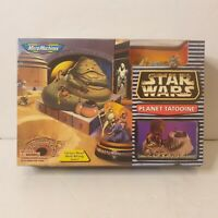 STAR WARS Micro Machines Playset PLANET TATOOINE new and sealed galoob