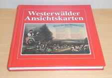 Boek HC WESTERWÄLDER ANSICHTSKARTEN 1993