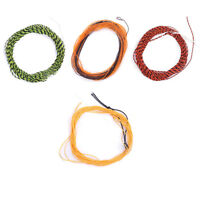 """FLY FISHING STAINLESS STEEL BITE GUARD LEADER 12"""" 10# QIK SNAP FAST FLY CHANGES"""