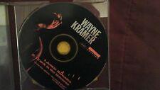 KRAMER WAYNE - JUNKIE ROMANCE. PROMO CD SINGOLO 2 TRACKS