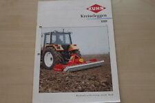 157814) Kuhn Kreiselegge HRB Prospekt 01/1996