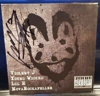 Violent J - Sick Kidz CD insane clown posse axe murder boyz nova rockafeller icp