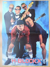POSTER  *H-Blockx / Whigfield*