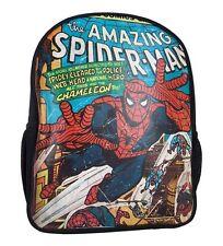 Spider-Man Classic Cover Marvel Comics Backpack Bag Marvel Comics