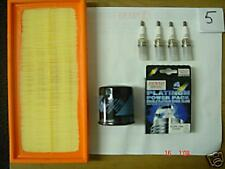 TOYOTA AVENSIS 1.6 4AFE 1997> SERVICE KIT OIL/AIR/PLUGS