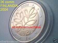 2 euro 2004 Finlandia finlande finnland Suomi Finland 芬兰 Финляндия Europa