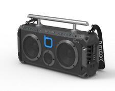 BUMPBOXX FLARE6 BLUETOOTH BOOMBOX- BLACK