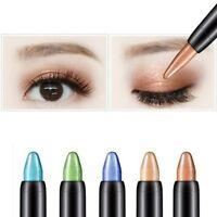 16 Colors Glitter Lip liner Eye Shadow Pencil Cosmetic Makeup Pen Eyeliner