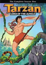 Tarzan: Lord of the Jungle - Season 1 (DVD, 2016, 2-Disc Set) - New