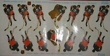 Coleco Table Rod Slot Hockey NEW YORK ISLANDERS Team 1970's vintage game parts