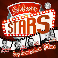 CD Estrellas de schlager des Alemán Films con Heinz Rühmann,Johannes Heesters