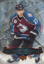 06-07 Artifacts BRONZE xx/25 Made! Milan HEJDUK #75 - Avalanche