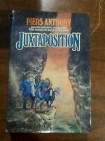 Anthony, Piers: Juxtaposition 1982 1st Edition