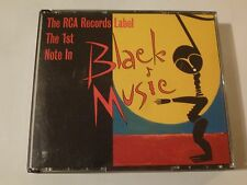 3xCD: RCA Records Label The First Note in Black Music: Duke Ellington,Sam Cooke+