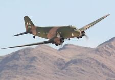 Big Bird 4 #8 WW2 Japan 1:144 C-47 Skytrain Paratroop Airborne Plane Model BB4_8