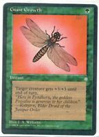 GIANT GROWTH  Ice Age MTG Card Single Green WOTC Magic:The Gathering  Common