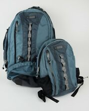 REI Double Convertible Backpack Duffel Luggage Travel Bag His Hers Hiking f26f9d9eeaa8b