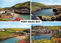 BR82032 port isaac bay cornwall    uk
