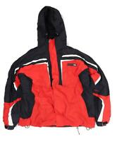 Trespass Mens Size L Red Jacket