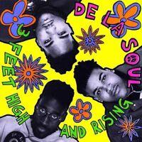 3 Feet High and Rising - De La Soul 2003 Tommy Boy, Brand New & Sealed Audio CD
