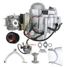 125cc 3+1 Semi Auto 3 Speed + Reverse Engine Motor QUAD ATV Buggy Dune Coolsport