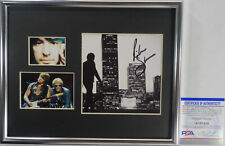 SIGNED BON JOVI RICHIE SAMBORA AUTOGRAPHED CD FRAMED DISPLAY PSA DNA # AG61454