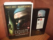 Exquisite Tenderness - Big Box Horror vhs - Still sealed