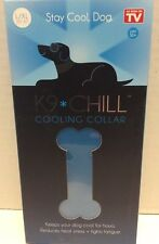 """K9 Chill Dog Cooling Collar Large/Extra Large 20""""- 30"""""""