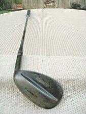 VINTAGE KROYDON Hardened Sole BLASTER Golf Wedge/ RH / STEEL SHAFT