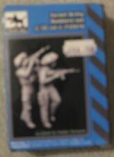 BLACKDOG.CZ ISRAEL ARMY SOLDIERS SET 1/35 SCALE PLASTIC MODEL KIT CAT#F35070